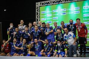 Com sede em Dourados, Divisão Especial da Taça Brasil Sicredi de Futsal tem tabela de jogos definida