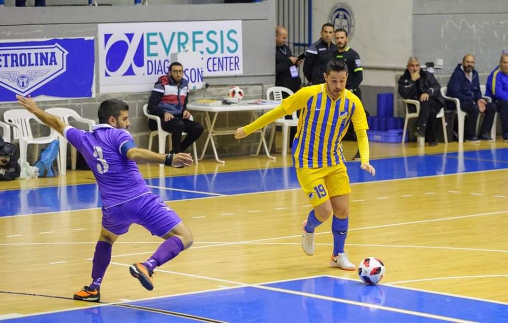 Crédito: Divulgação - Batata estava atuando na Liga do Chipre