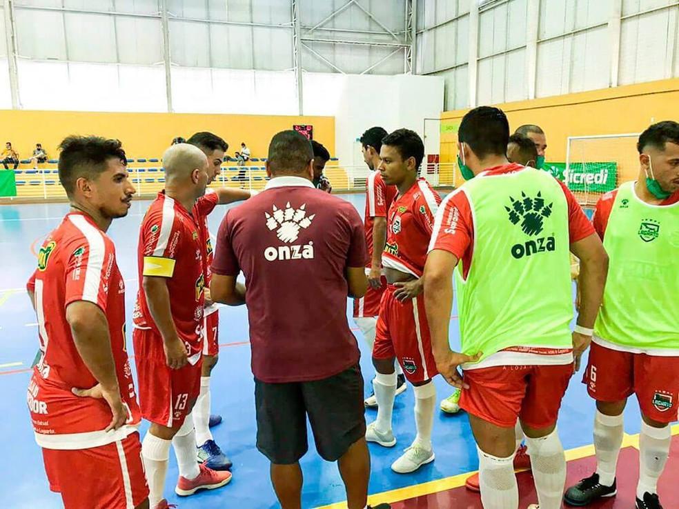 Crédito: Divulgação/Lagarto Futsal