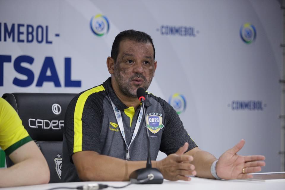 Crédito: Yuri Gomes - Professor Marquinhos na Eliminatórias em Carlos Barbosa