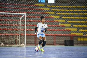 Leoas da Serra apresenta nova goleira