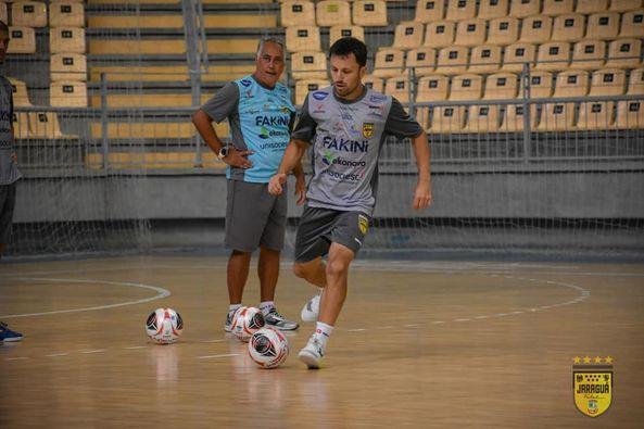 Crédito: Paulo Sauer - Leco está de volta ao Jaraguá nesta temporada