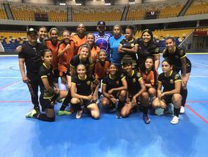 Futsal feminino pernambucano entra para a história! Mulheres reinauguram o Geraldão
