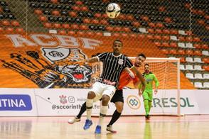 Corinthians e ACBF conhecem rivais na Libertadores de Futsal