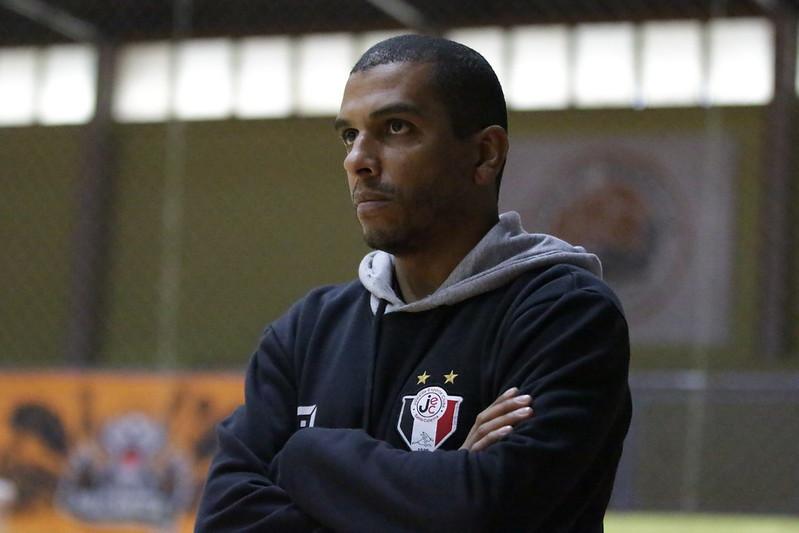 Crédito: Juliano Schmidt - Daniel Jr assumiu como técnico do Joinville nesta temporada