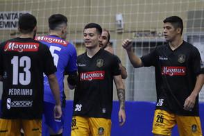 Magnus Futsal goleia o São Bernardo pelo Campeonato Paulista