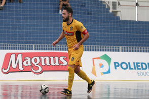 Magnus Futsal enfrenta o MRW pelo Campeonato Paulista