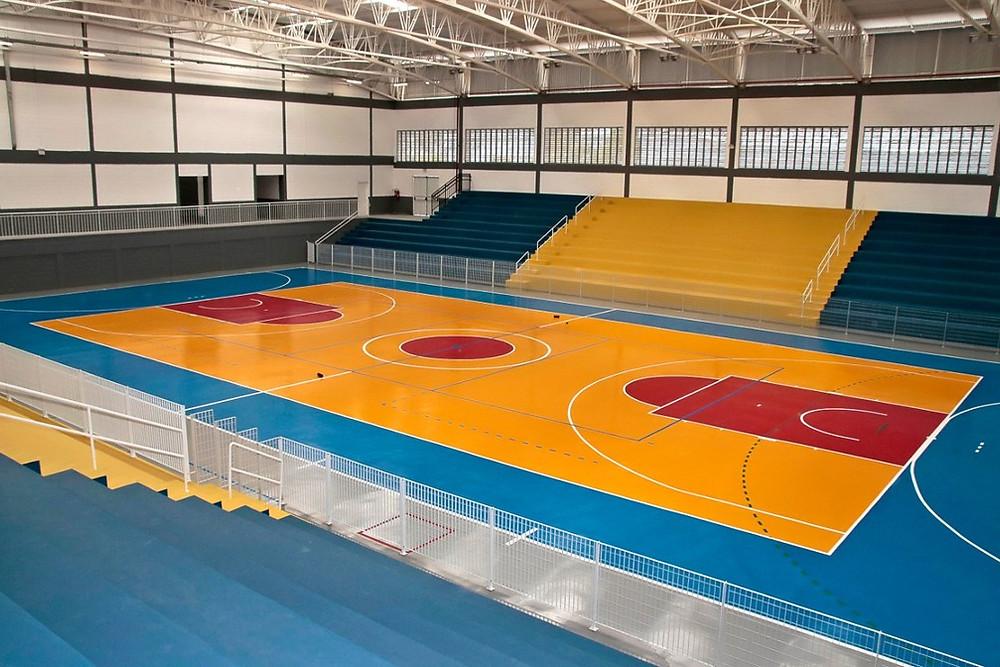 Crédito: Prefeitura Votorantin - Ginásio Altos de Votorantim deverá ser a casa do Sorocaba Futsal durante a pandemia