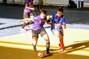 Campeonato Paraense Feminino de Futsal estreou neste sábado (26)