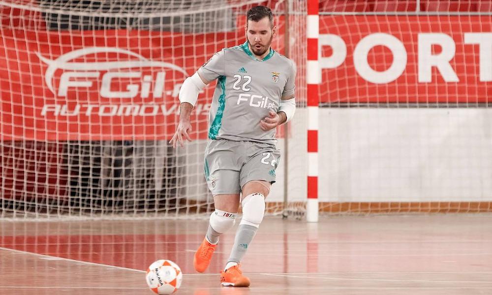 Crédito: SL Benfica - Goleiro é um dos brasileiros concorrentes ao prêmio