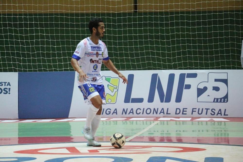 Crédito: João Paulo Benini - Pela primeira vez jogando em casa, time de Dracena venceu de virada.
