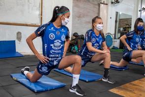 Atletas da Celemaster mantêm condicionamento durante a pandemia