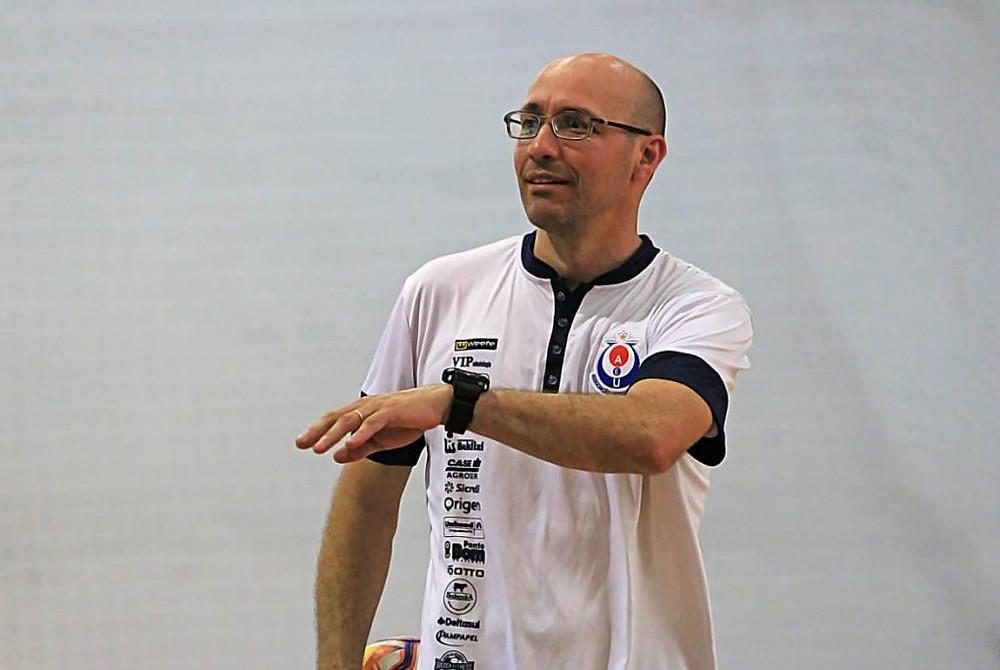 Crédito: Divulgação - Fernando chega para trabalhar na comissão do Joaçaba