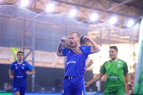 Definido o último semifinalista da Taça Brasil Sicredi de Futsal em Dourados