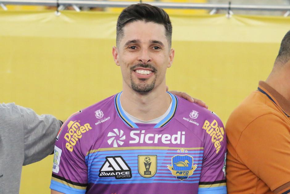 Crédito: Guilherme Mansueto - Djony chega para compor o elenco para a temporada 2020