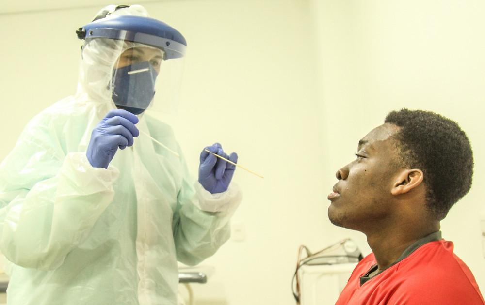 Crédito: Edson Castro - Todos tiverem resultado negativo para o vírus após teste PT-PCR