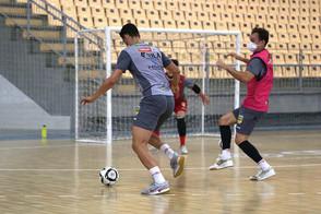 Jaraguá Futsal começa disputa nas oitavas de final da Copa do Brasil Sicredi