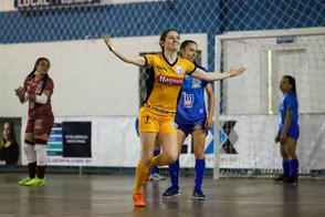 Taboao Magnus leva vantagem para a segunda partida da Copa do Brasil Feminina