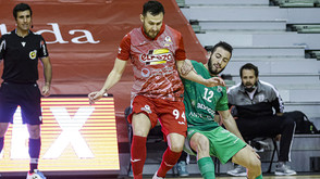 ElPozo Murcia Costa Cálida avança para a Final Four da Copa do Rei