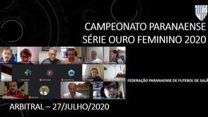 Campeonato Paranaense Série Ouro Feminino