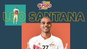 Leo Santana renova até 2023 com ElPozo Murcia
