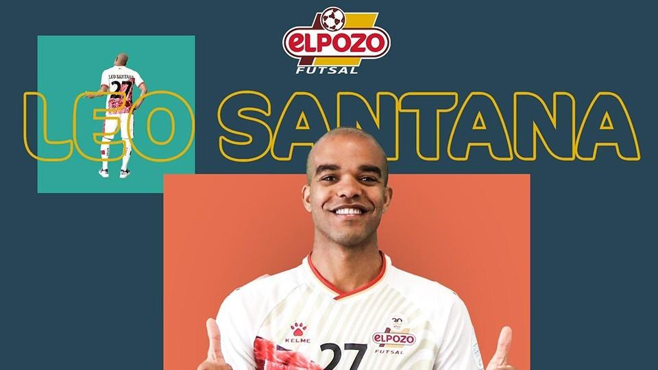 Crédito: Elpozo Murcia - Leo santana renova seu contrato ate 2023