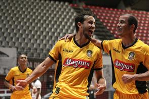 Magnus Futsal enfrenta o São José pelo Campeonato Paulista