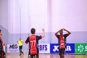 JEC/KRONA vence o ACAP e se classifica em primeiro no grupo A da Taça Brasil Sub17 Primeira Divisão