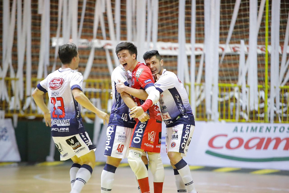 Crédito: Alisson Lima - Jogo teve 6 gols
