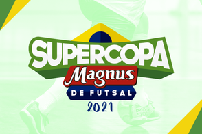 A CBFS altera data da Supercopa Magnus e terá transmissão da CBFSTV e TV Brasil