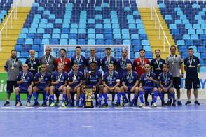 Minas mira o tetracampeonato da Taça Brasil Sicredi de Futsal