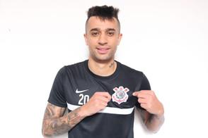 Neguinho é do Corinthians