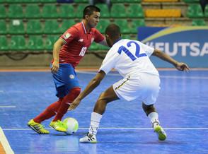Atualizações para o Campeonato Concacaf de Futsal de 2021