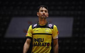 Fixo Neto acerta retorno ao Praia Clube para restante da temporada do futsal