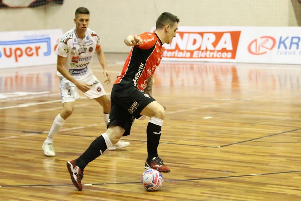 Crédito: Juliano Schimidt - Último jogo oficial do Joinville foi em 7 de dezembro de 2019, contra o Joaçaba, pela final do estadual