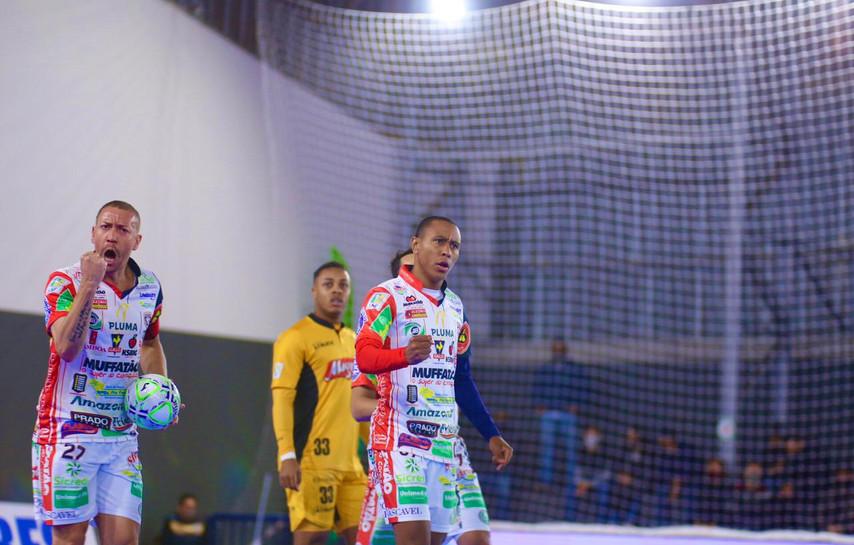 Cascavel encerra sua participação na Taça Brasil Sicredi de Futsal