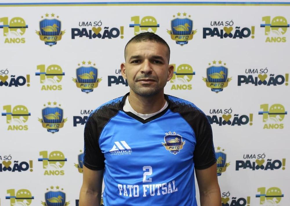 Crédito: Mauricio Moreira - Valença foi apresentado oficialmente e treina visando a estreia na LNF2020