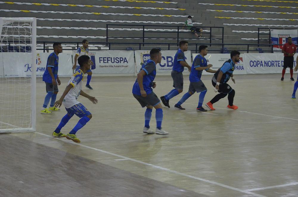 Crédito: Sonora Comunicação - Esmac assume a liderança da Copa Norte