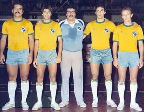 Campeões do Mundial de 1982