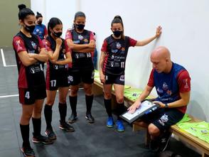 APCEF/ADEF nos preparativos finais para a estreia no Novo Futsal Feminino Brasil
