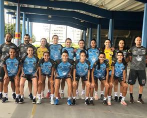 Equipe São José Futsal Feminino temporada 2020