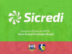A Confederação Brasileira de Futsal fecha uma parceria com o Sicredi para o NFFB