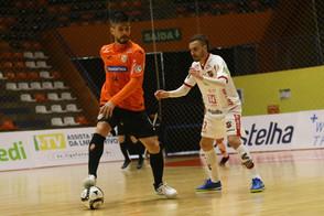 ACBF tenta a reabilitação contra o Joinville