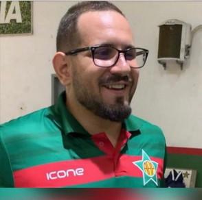 """""""Estamos muito animados, estamos com atletas de muita qualidade"""" diz Hossain Felipe da Portuguesa RJ"""