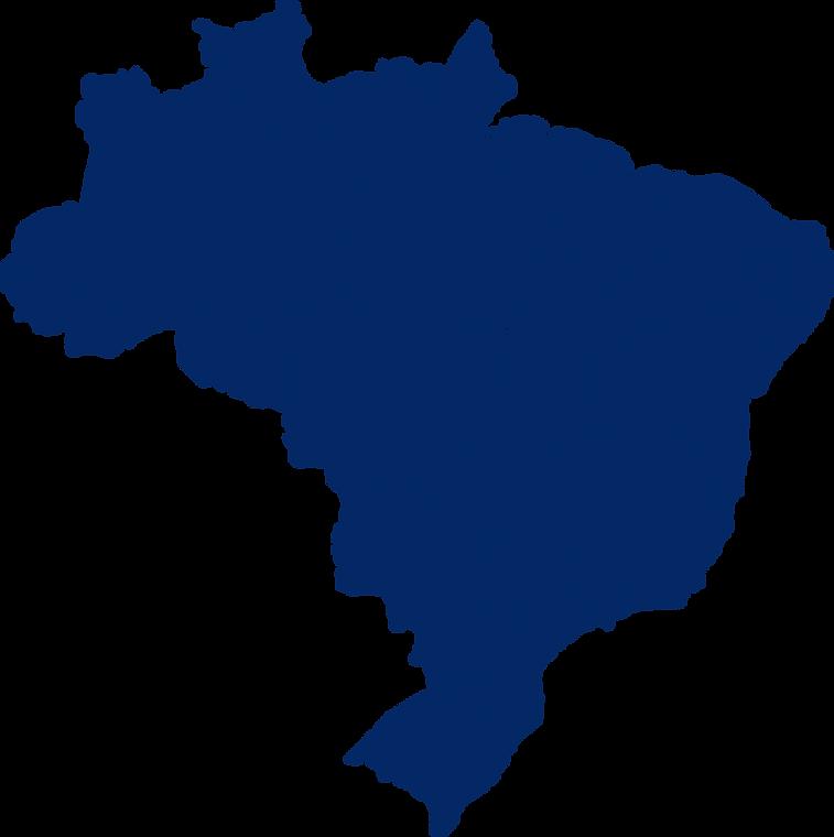 Mapa Ginásios