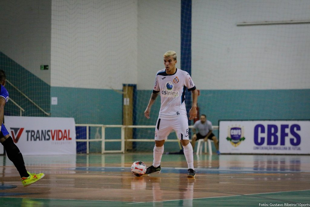 Crédito: Gustavo Ribeiro - Guilherme atuou no Real Madruga