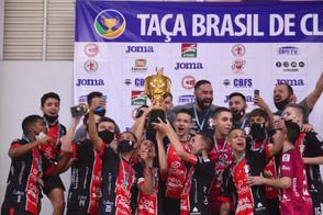 JEC/KRONA vence o BGF e conquista a Taça Brasil Sub17 - Primeira Divisão