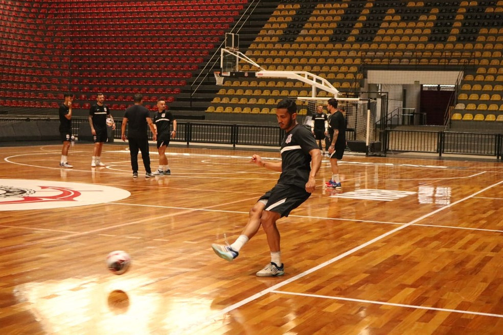 Crédito: Agência Corinthians - Antes de decidir a Supercopa, Timão realizou três jogos-treino