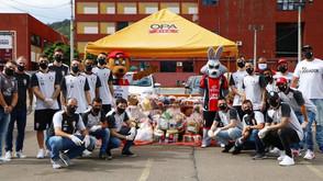Joinville lança projeto social e fará arrecadação de alimentos no próximo sábado