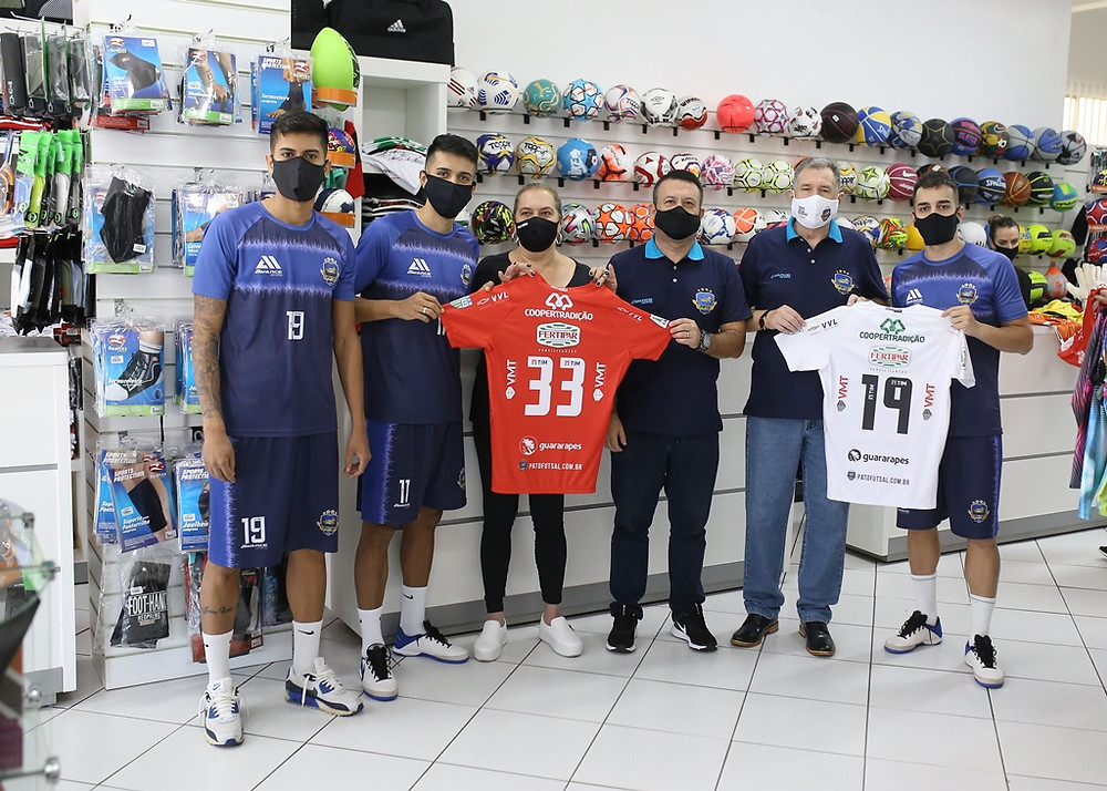 Crédito: Mauricio Moreira - A Esportiva é a loja oficial do Pato